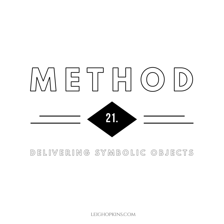 Method 21: Delivering Symbolic Objects